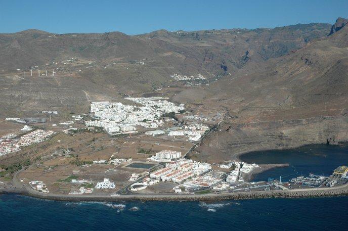 Las Candelarias residential area